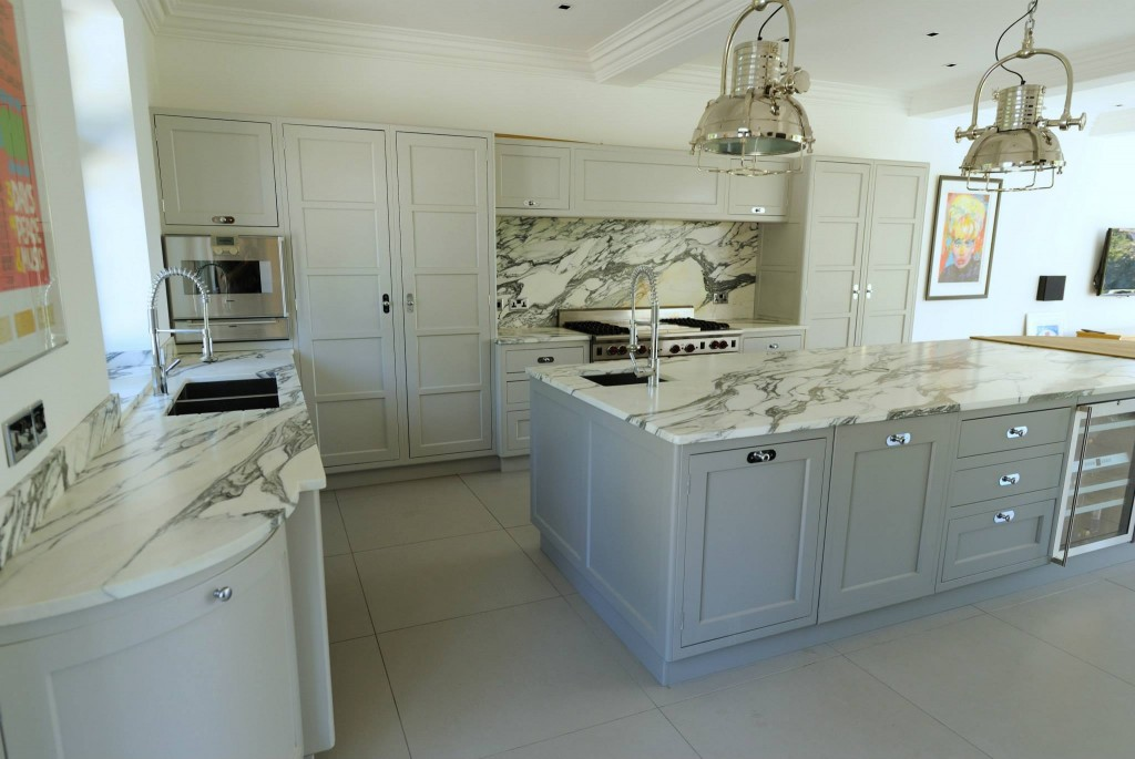 Granite Kitchen Worktops Sport Endurance In Style