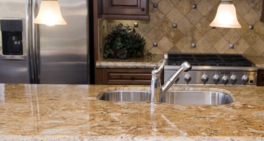 How to choose granite worktops